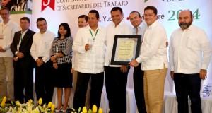 Es Yucatán 1er lugar nacional en desempeño de colocación laboral