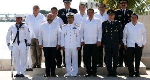 El Gobernador RZB conmemora el Día de la Armada de México
