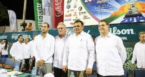 Inaugura RZB la 28ª edición de la Copa Yucatán de Tenis