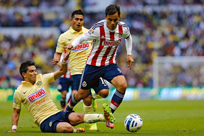 Chivas vs América en vivo, ClausuraMX 2014 - Links