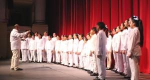 Conjunto monumental abre XIV Festival Internacional de Coros