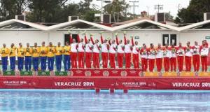 10 oros más para México y sigue de líder en el medallero JCC