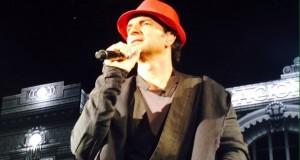 Ricardo Arjona ofrece espectacular presentación en Coliseo