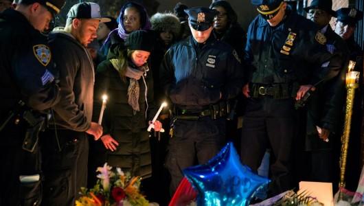 Asesino de policías de NY, anunció que los acribillaría
