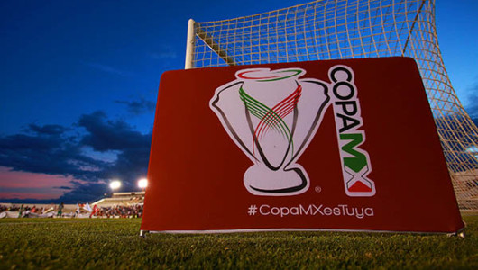 Los grupos de la COPA MX al finalizar la llave 1
