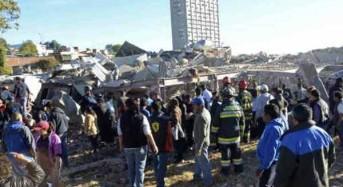 Dos muertos y 66 heridos en la explosión del Hospital Materno Infantil en DF