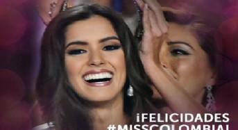 Colombiana conquista al mundo, se corona Miss Universo