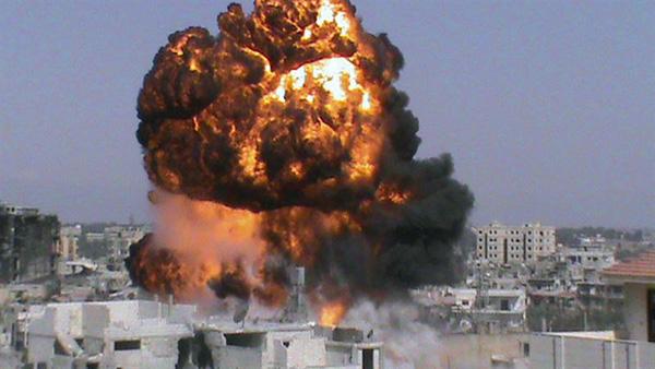 Bombardeos en Siria dejan un saldo de 25 muertos