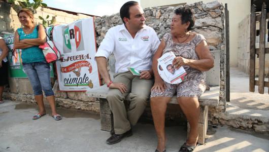 Una Mérida con visión incluyente y accesible: Nerio Torres Arcila