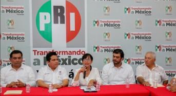 Presentan a nueva delegada del CEN del PRI en Yucatán