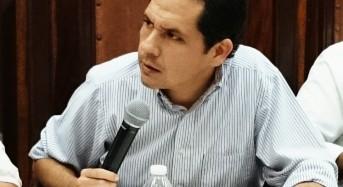 Renán Barrera niega apoyo a jóvenes emprendedores