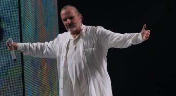 Miguel Bosé presenta su Amo Tour en el Coliseo