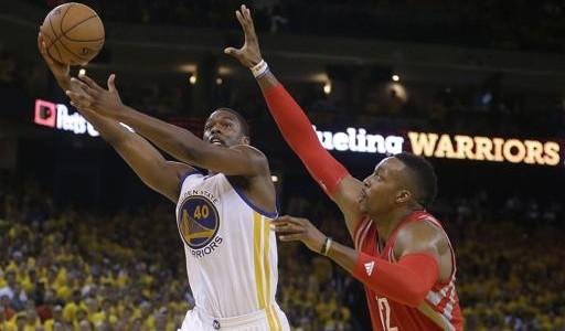 Warriors eliminan a Rockets, llegan a 1ra final en 40 años