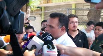 La jornada en Yucatán está tranquila y normal: RZB