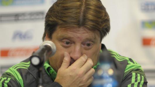 """El """"Piojo"""" se va por la puerta de atràs de la Selección Mexicana"""