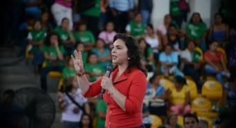 En Chiapas, Ivonne Ortega convoca a la unidad y al trabajo para ganar el 19 de Julio