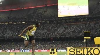 Bolt se hace infinito tras triplete y triunfo por KO ante Gatlin