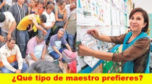 protestas maestros