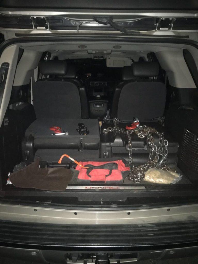 Detenidos por robo de cajero autom tico mpv opini n for Cajeros automaticos cerca de mi