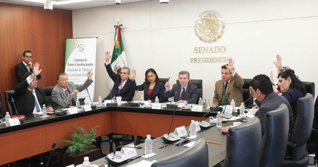 Senado elimina pase automático de procurador a fiscal general
