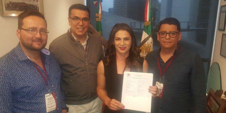 Será postulada por Morena Ana Guevara como diputada en Sonora