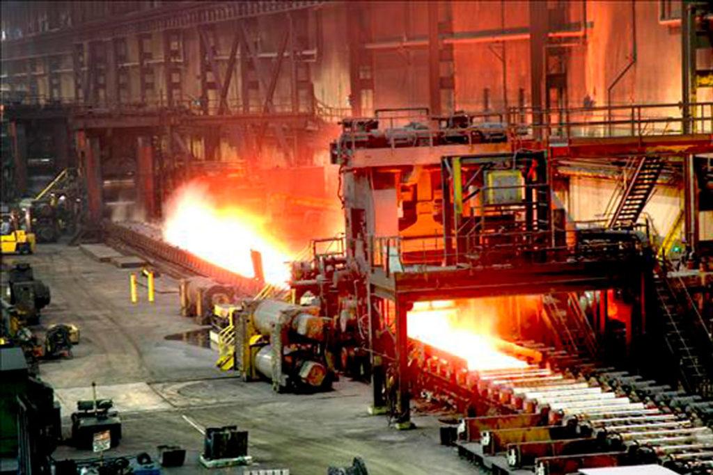 Exceso de producción de acero por subsidios causa crisis siderúrgica global — OCDE
