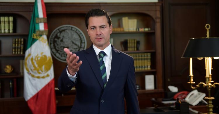 México fijará postura cuando se aclare despliegue militar en frontera: Peña Nieto