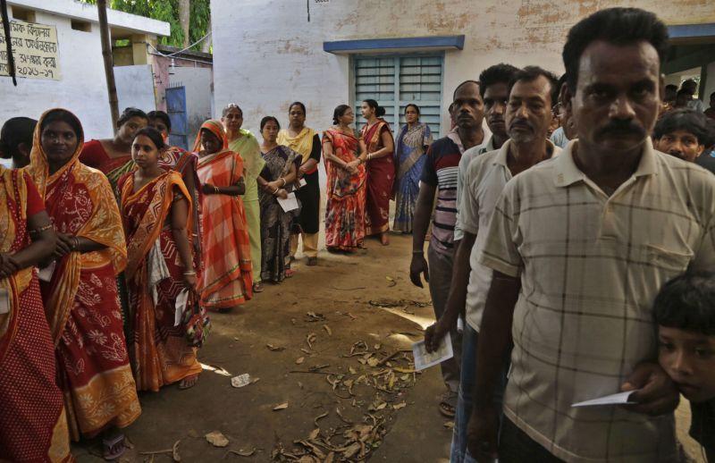 India vota en la cuarta fase de sus elecciones nacionales | MPV ...