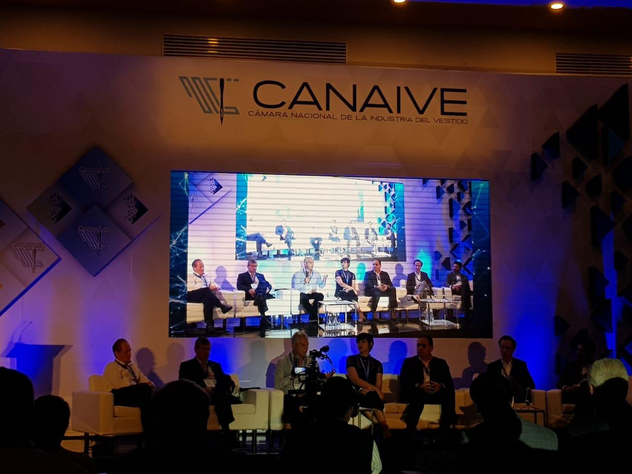 Canaiveyucatán Participa En Congreso Nacional Del Sector